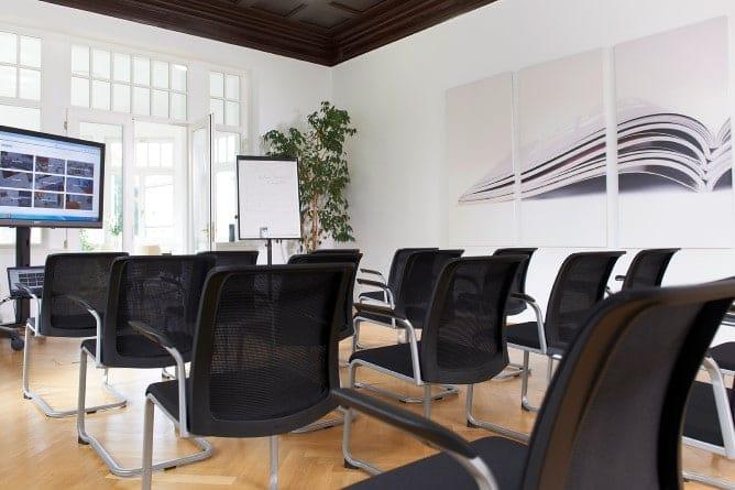 Vortragsraum Leipzig als Tagungsraum und Seminarraum (Vortragsräume)